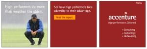 Tiger Woods Accenture Ad